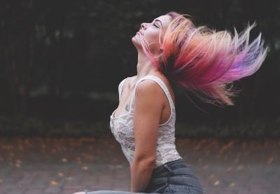 Hair colours of the season