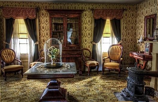 Victorian Décor Ideas