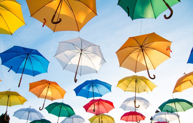 Benefits of fibreglass umbrellas