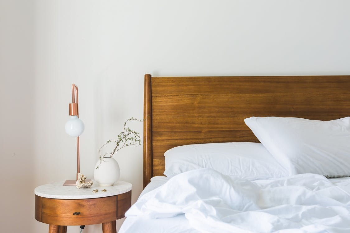 Ways to save space in a small bedroom