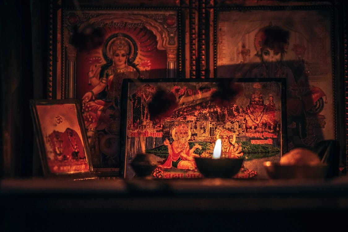 Turn Your Home Into A Spiritual Shrine