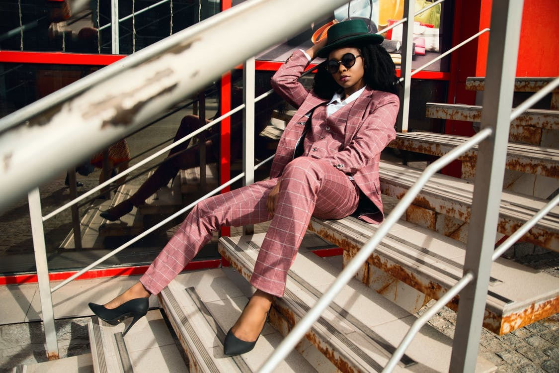 How Women's Suits Have Become Cool