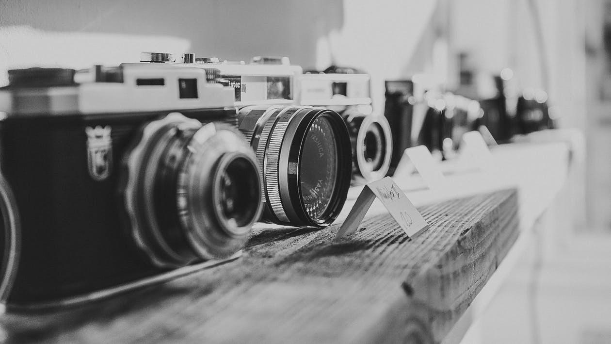 How to take close up photos