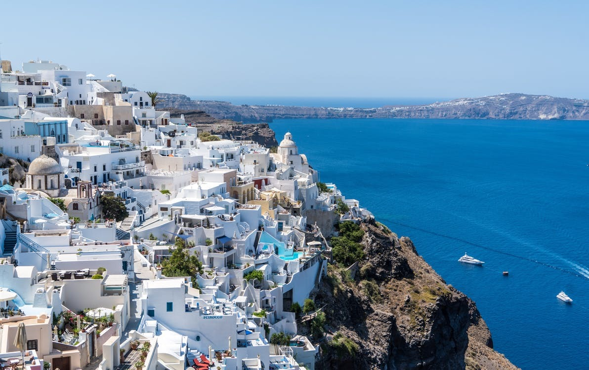 5 Mediterranean City Break Locations