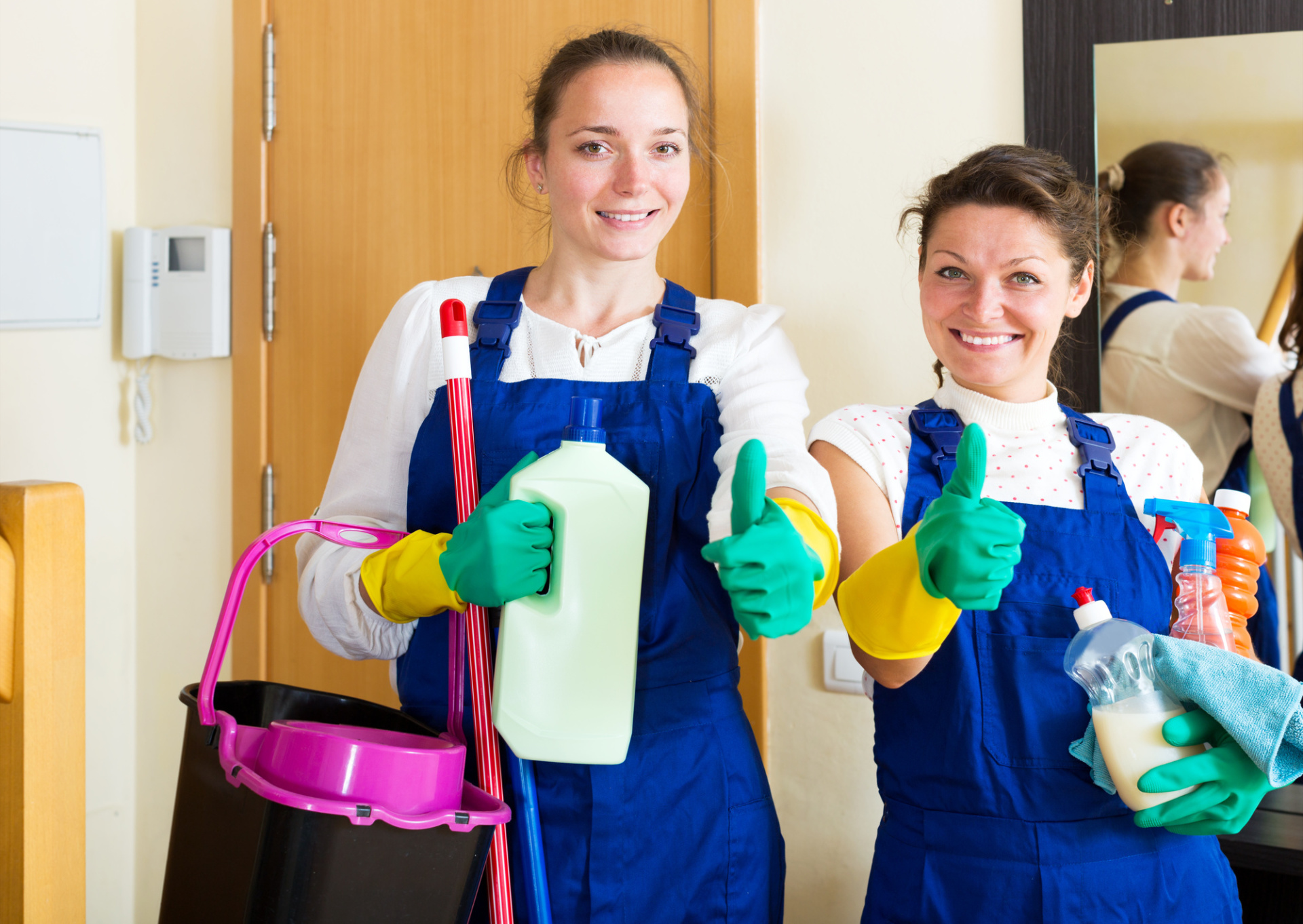 Why Hire Move Out Cleaners?