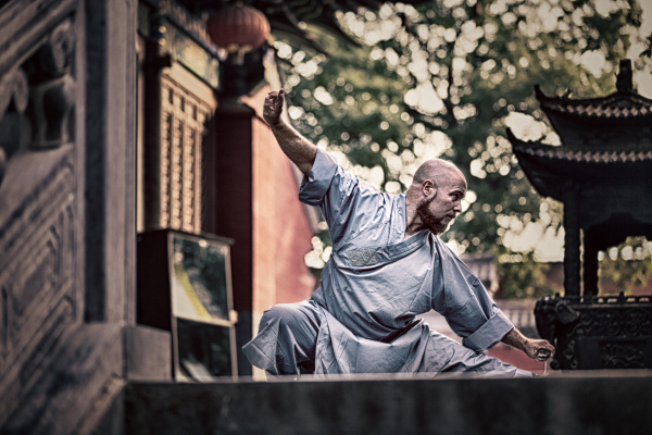 Train in the Birthplace of Martial Arts