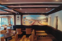 """restaurant murals"" ""Italian restaurant murals"" ""decorative Artist"" ""mural artist"" ""interior design"" ""vivaldi ristorante"""