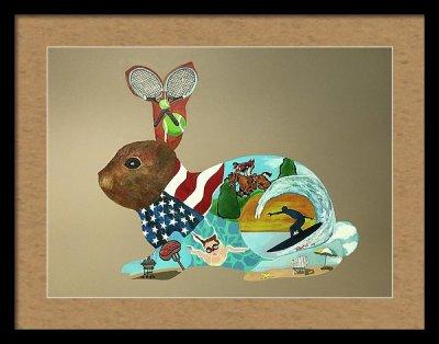 Interior Design, Interiors, Interior Styling, Foo Foo Bunnie, Foo Foo, Bunny Foo Foo, John Fasano, Fasano, Pop Art, Andy Warhol, Bunny Art, Home Decor