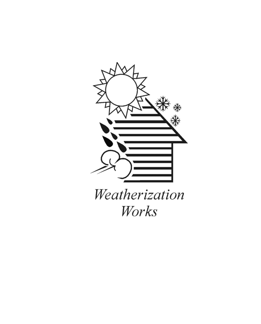 WX071719 – Weatherization Technician