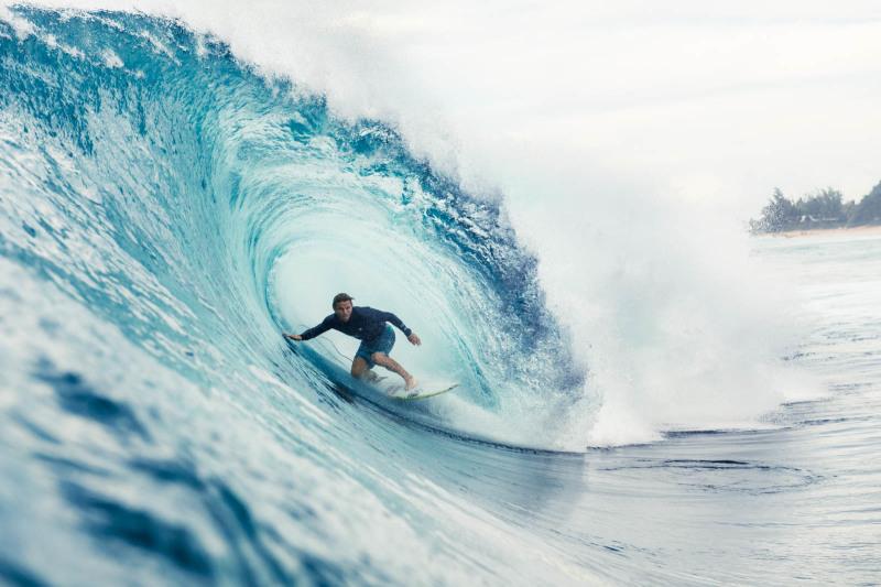 Julian Wilson Surf Hurley Team