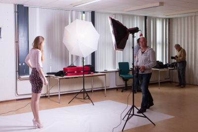 Studio Fotografie Fotoclub Spijkcity