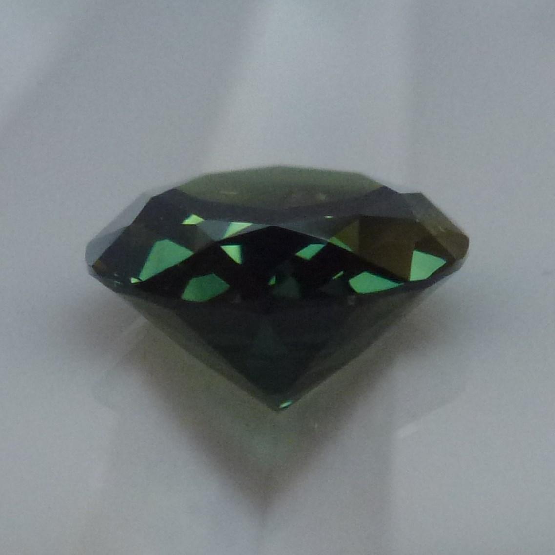 15020 - Blue / Green Parti Sapphire