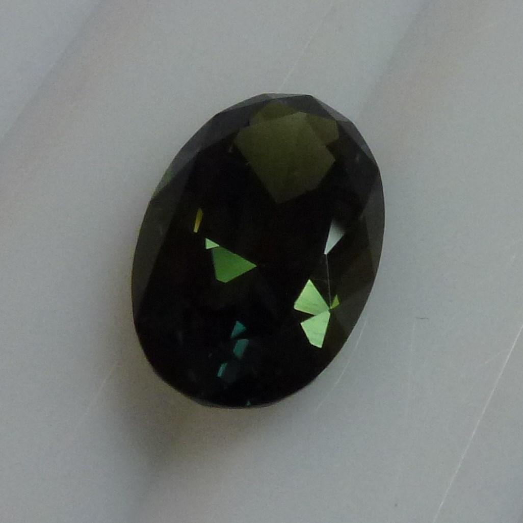 15021 - Green Sapphire