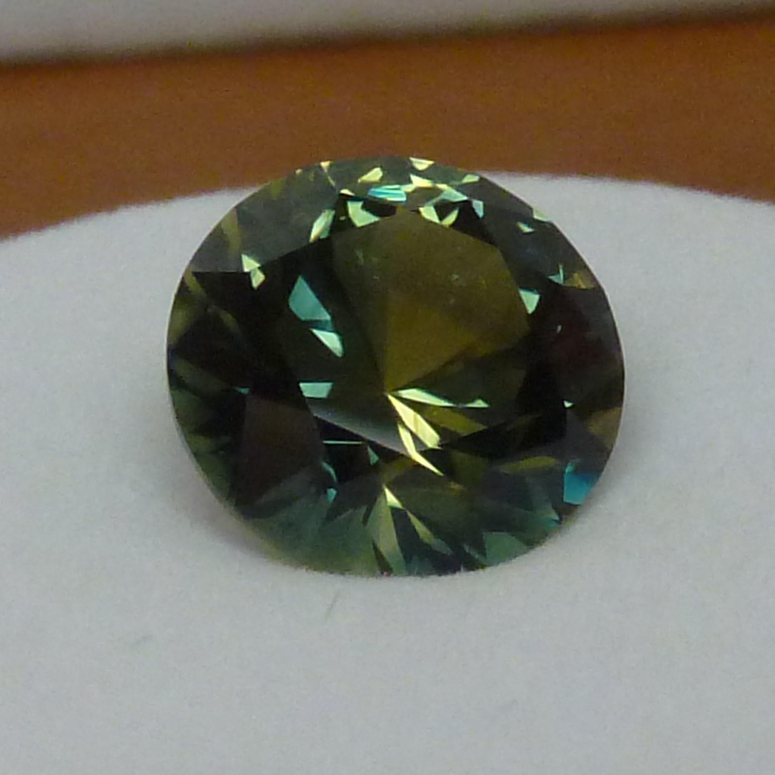 15026 - Green Parti Sapphire
