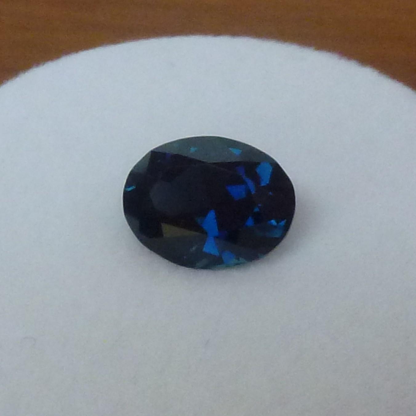 15028 - Blue Sapphire