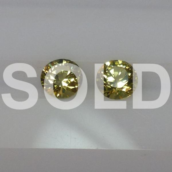 15038 - Ceylon Golden Sapphire