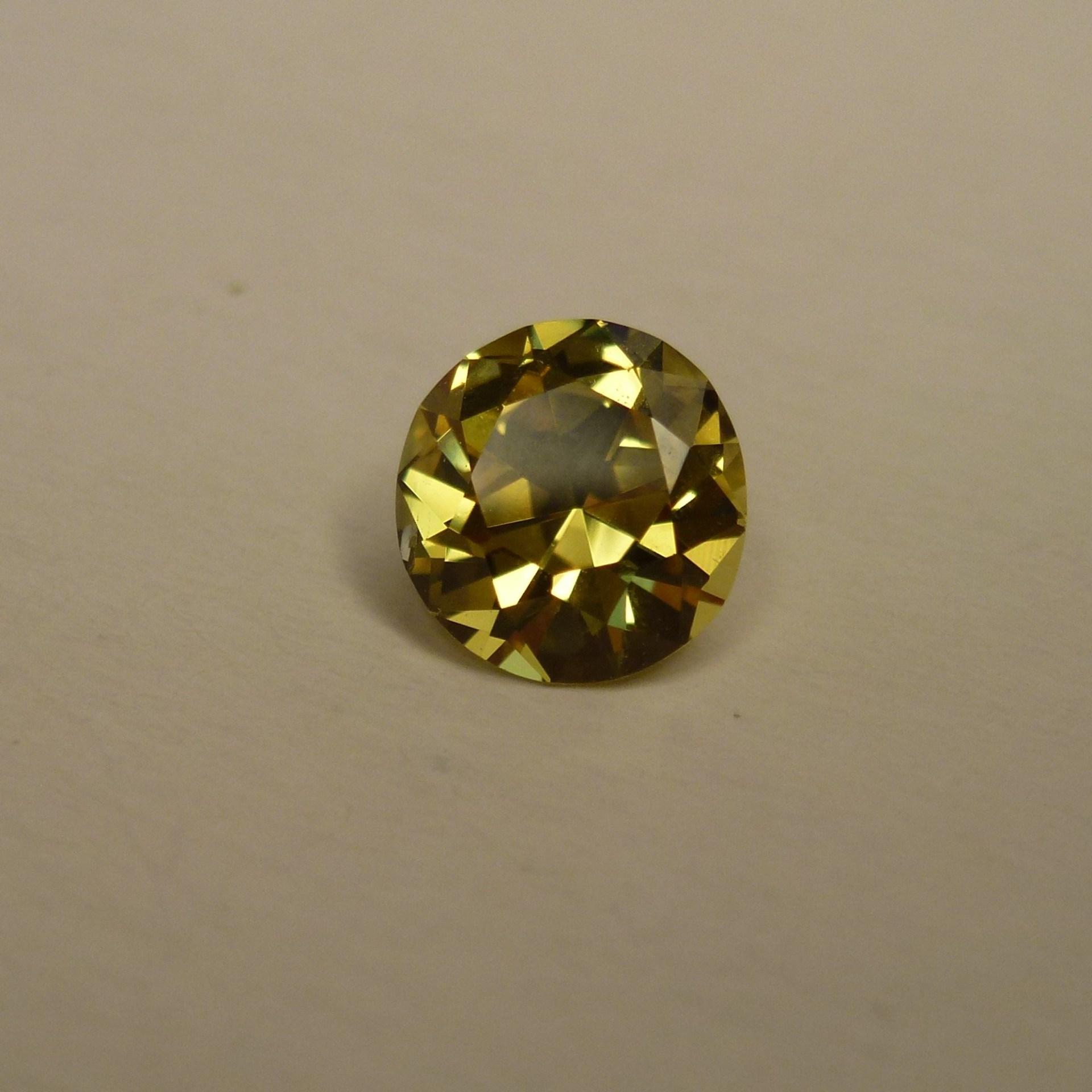 15105 - Yellow Parti Sapphire