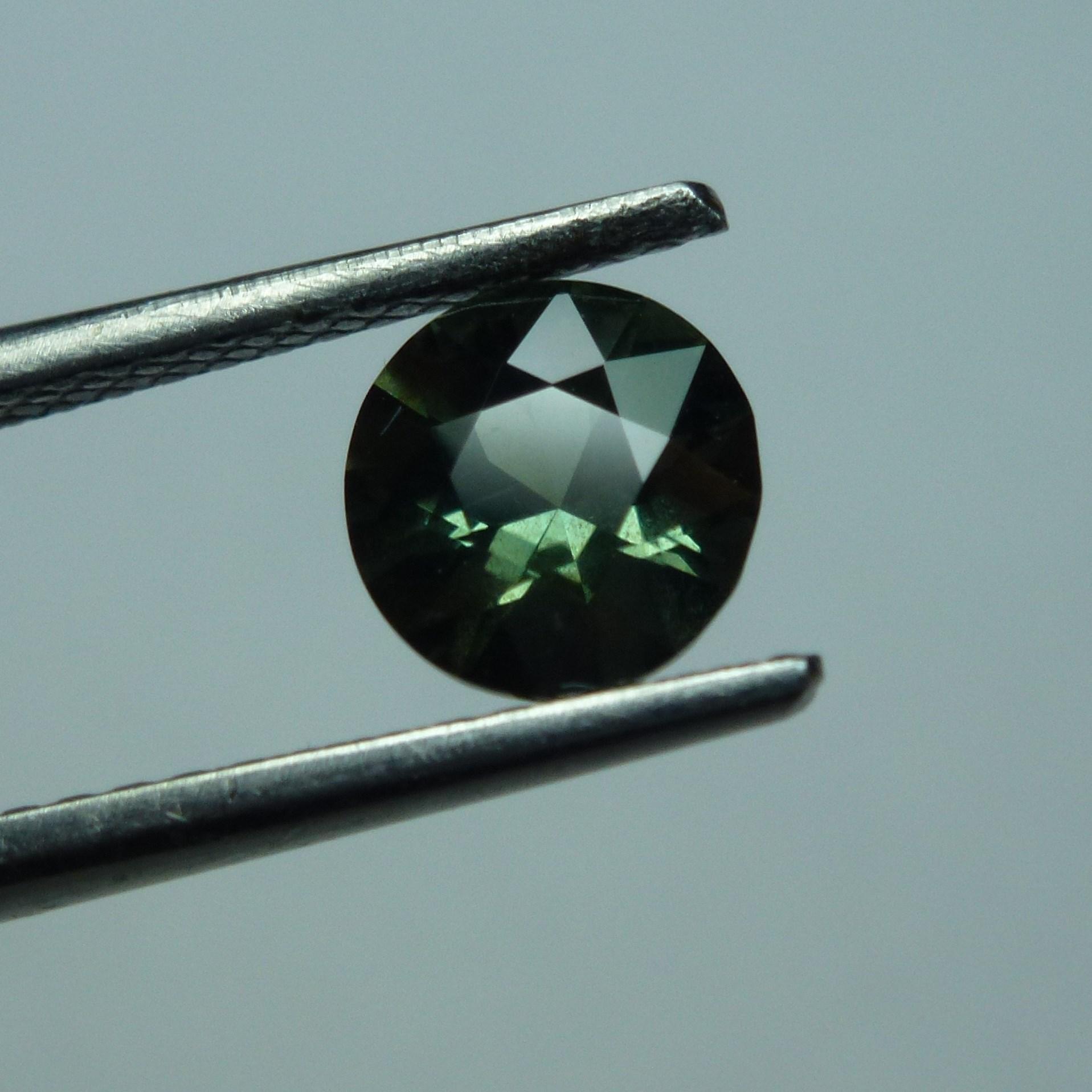 15113 - Green Parti Sapphire