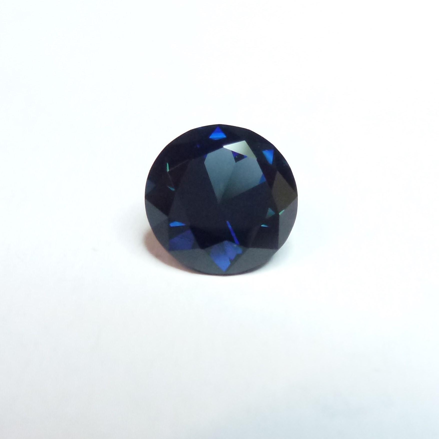 15124 - Blue Parti Sapphire