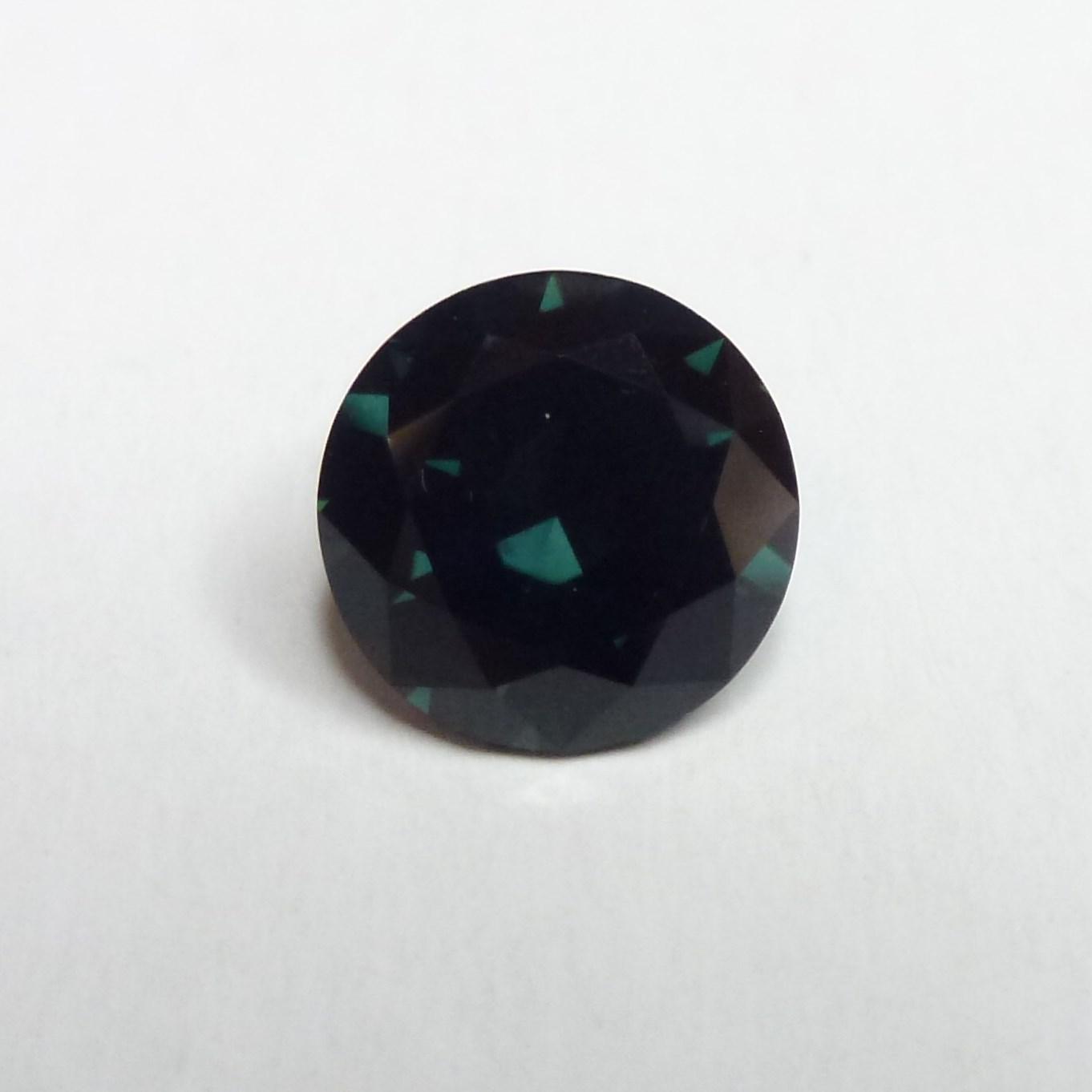 15131 - Dark Green Sapphire