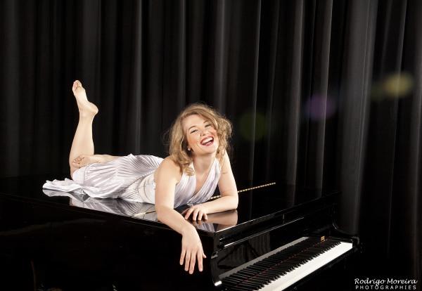 Cindy Turmel comme Marilyn Monroe