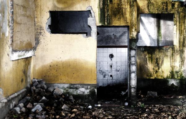 Ruines du Brésil