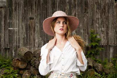 Modele: Catherine Bergevin