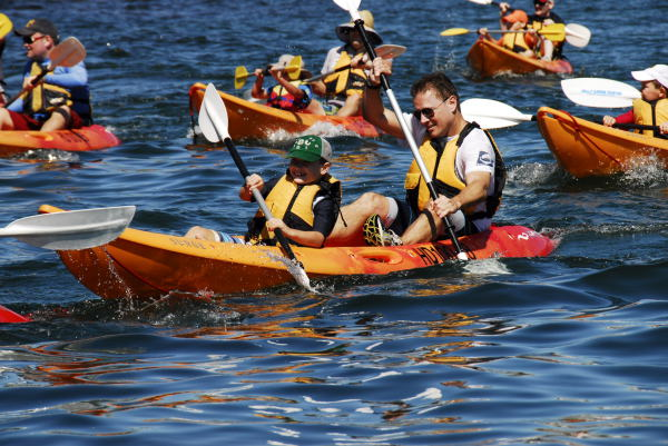 Kayak Hire Manly