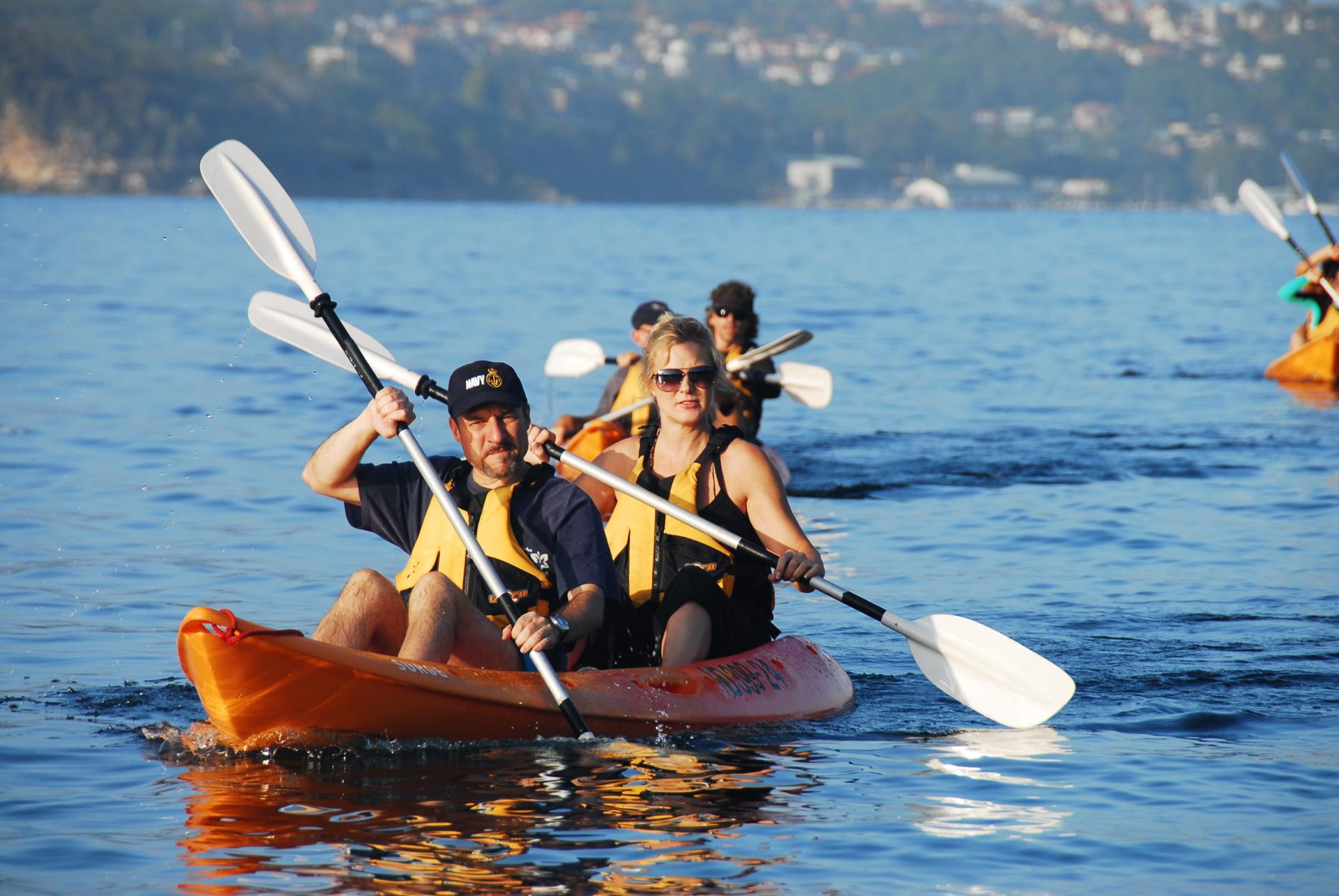 Kayak Tour Manly