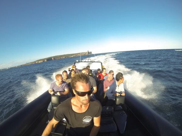 Manly Speed Boat Tours