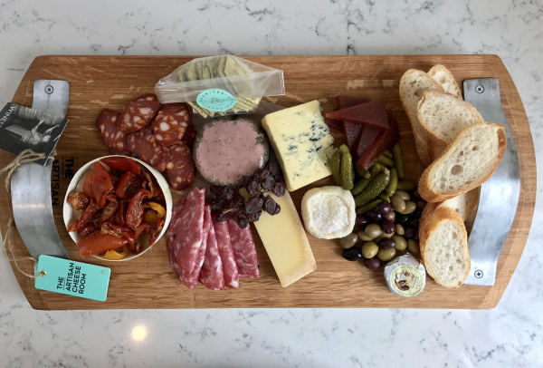 Luxury hand-crafted Antipasto Board