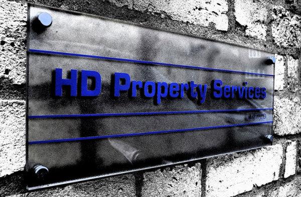 HDPS Sign
