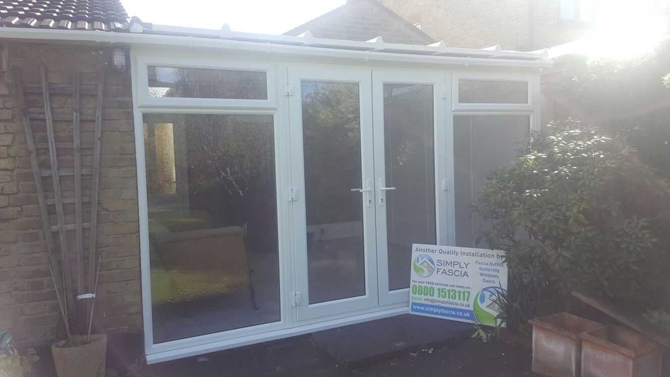 Conservatory Infill