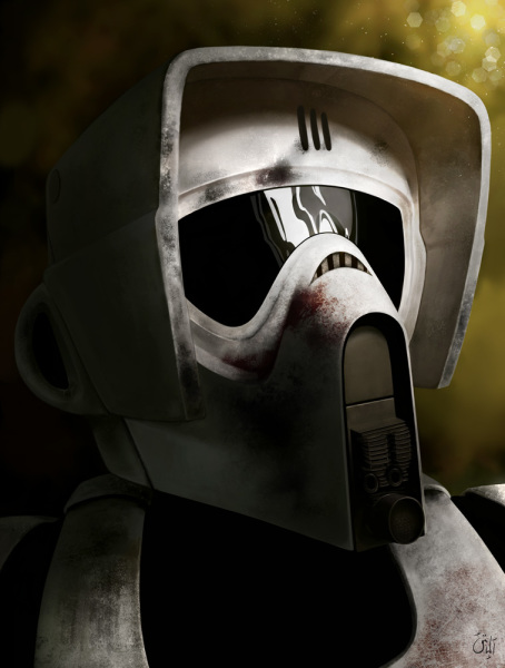 Scout Trooper - 2011