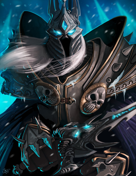 The Lich King - 2013