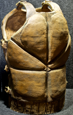 Roman Armour (Back View)