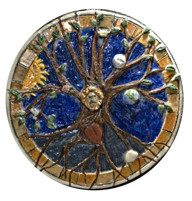 Tree of Life Wall Sculpture $125