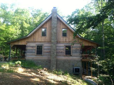 Log Home lumber packages