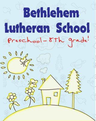 Bethlehem Lutheran School Open House