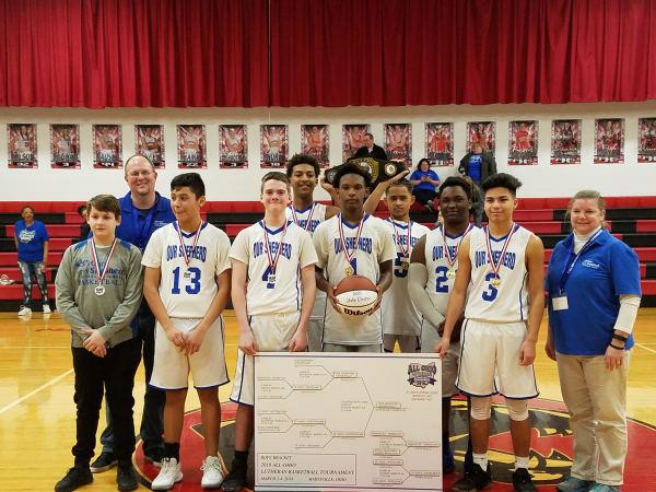 Our Shepherd, Painesville wins 2018 All Ohio Boys Basketball Tournament
