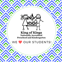 King Of Kings Open House January 17th from 6:30 pm to 8:00 pm.