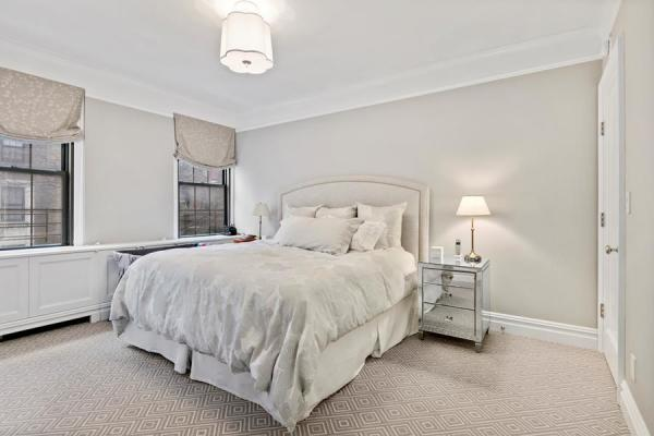 Master Bedroom with 2 custom closets and an en-suite bathroom