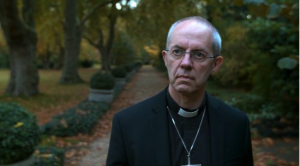 His Grace The Lord Archbishop of Canterbury: Justin Welby