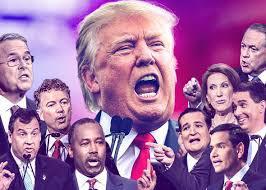Trump Triumphant (image via www.slate.com)