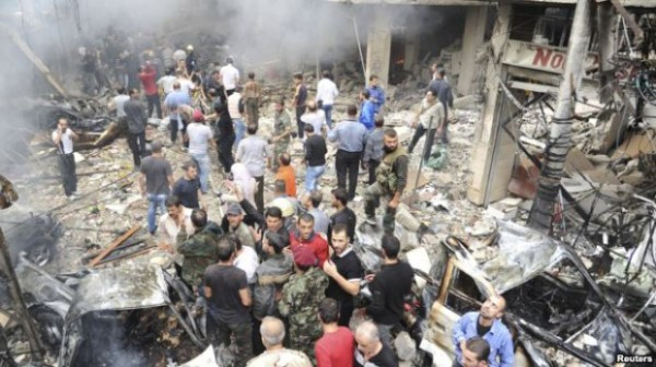 Syria: Five Years On