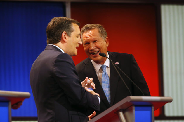 Cruz and Kasich Join Forces