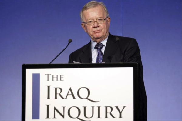 Reflections on Chilcot
