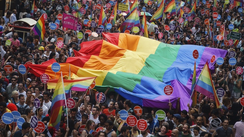 Political Activism and LGBTQI+ Activism: It's Not One Or The Other