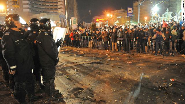 Romania's Lesson In Political Protest