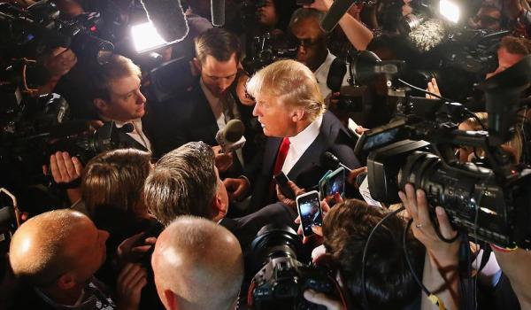 Why Trump Is Right To Bar Certain Media Outlets